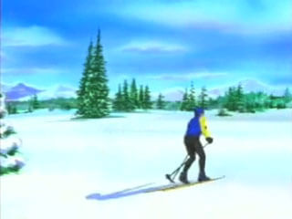 Client: Aleve Cold & Sinus > Spot: Cross Country Skier